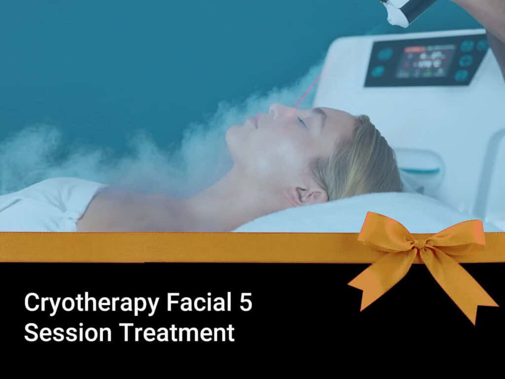 Cryotherapy Gift Voucher